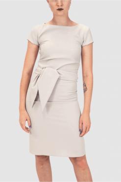 mididress, midikleid, business casual dress