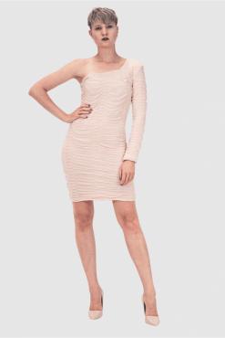 minidress pink, rosa minikleid