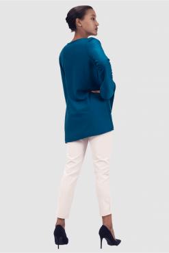 Cardigan aus Wolle, wool jacket