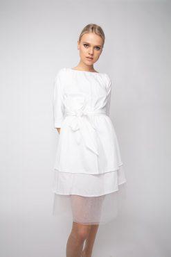 Tüll-Kleid