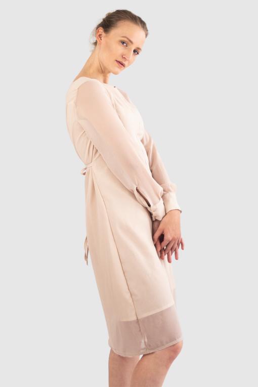 Chiffon Dress, Chiffon Kleid